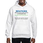 Anti- Reuters Hooded Sweatshirt