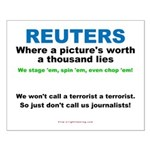 Anti- Reuters Small Poster