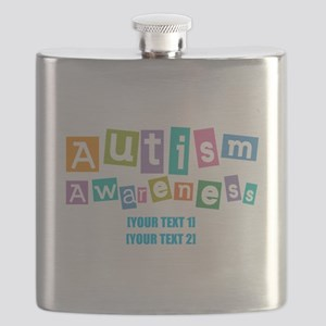 Personalize Autism Awareness Flask