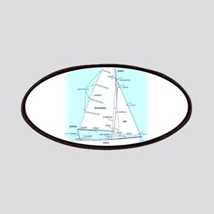 SAILBOAT DIAGRAM (technical design) Patches