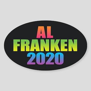 All Franken 2020 Rainbow Sticker