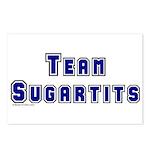 Team Sugartits Postcards (Package of 8)