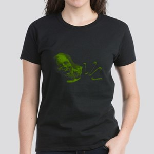 Zombie Green Women's Dark T-Shirt