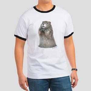 emerging groundhog Ringer T