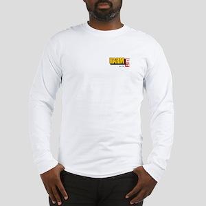 "Harm City ""Unarmed Citizen"" Long Sleeve T-Shirt"