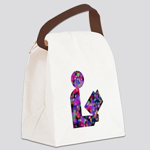 alabw2adotstrans Canvas Lunch Bag