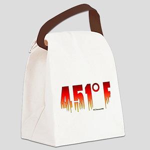 451f2 Canvas Lunch Bag