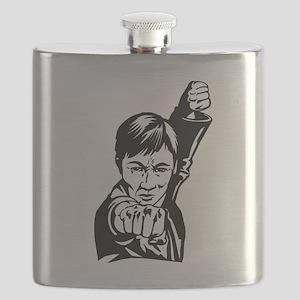 Shaolin Kung Fu Tee Flask