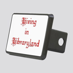 libraryland2 Rectangular Hitch Cover
