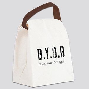 byob Canvas Lunch Bag