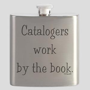 catalogers-book Flask