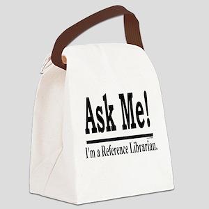 askme Canvas Lunch Bag