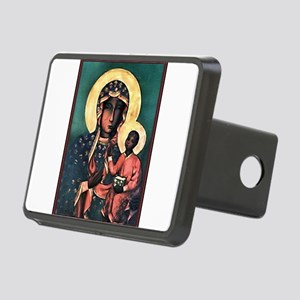 Blackmadonna Rectangular Hitch Cover