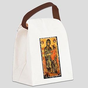 Acbyzantine Canvas Lunch Bag