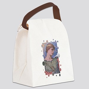 minerva1 Canvas Lunch Bag