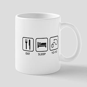 Eat Sleep Yo-Yo Mug