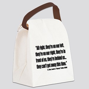 chesty Canvas Lunch Bag