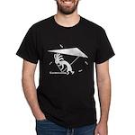 Kokopelli Hang Glider Black T-Shirt
