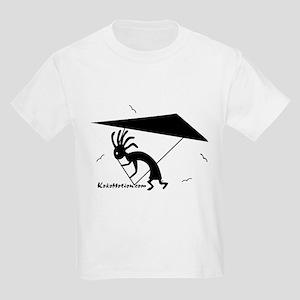 Kokopelli Hang Glider Kids T-Shirt