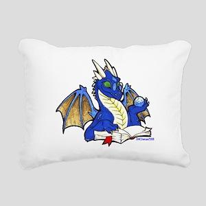 bluebook1 Rectangular Canvas Pillow