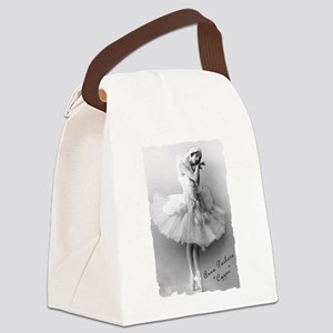 AnnaPavlova_Cygne Canvas Lunch Bag