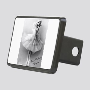 AnnaPavlova_Cygne Rectangular Hitch Cover