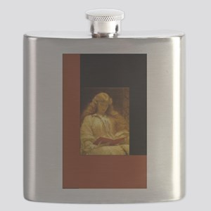 maidwiththegoldenhair Flask