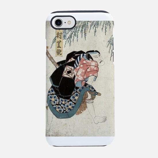 Nakamura Shikan - Toyokuni Utagawa - 1830 iPhone 7