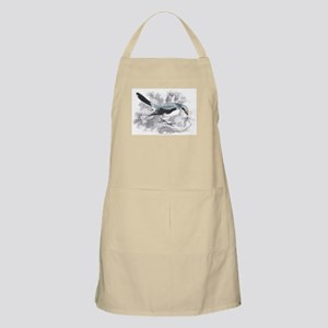 Great Cinereous Shrike Bird BBQ Apron