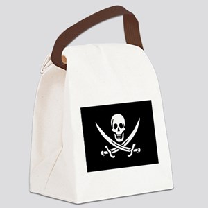 Pirate_Flag_of_CalicoJack_Rackham Canvas Lunch
