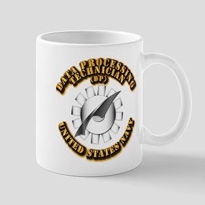 Navy - Rate - DP Mug