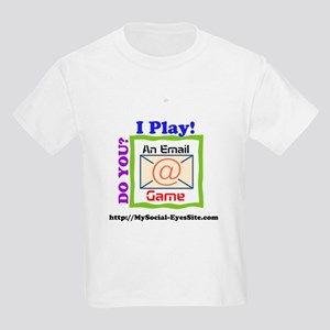 Email Game Image Kids Light T-Shirt