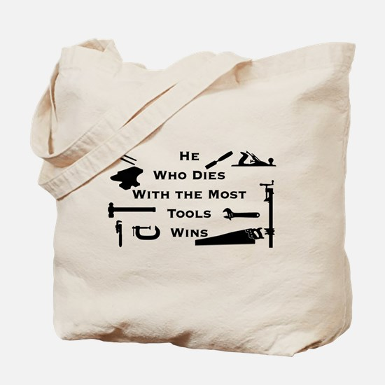 Most Tools Tote Bag