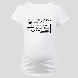 Most Tools Maternity T-Shirt