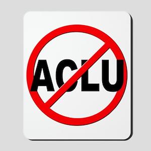 Anti / No ACLU Mousepad