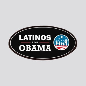 Latinos for Obama Patches