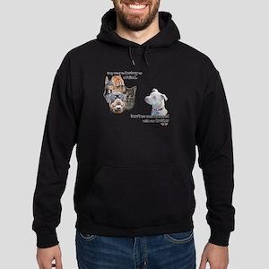 Save the Pitbull Hoodie (dark)