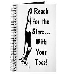 Gymnastics Journal - Stars