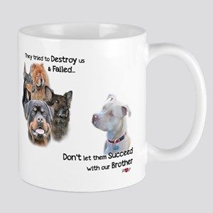 Save the Pitbull Mug