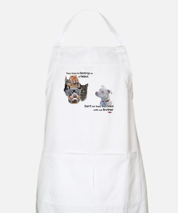 Save the Pitbull Apron
