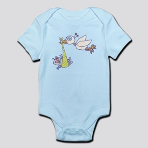 Robot Baby Delivery! Infant Bodysuit