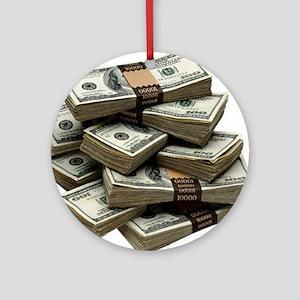 money Ornament (Round)
