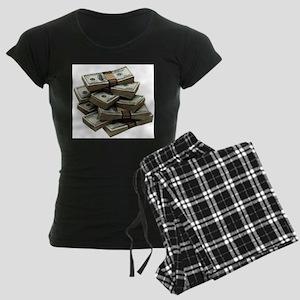 money Women's Dark Pajamas