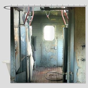 Doorway to Where Shower Curtain