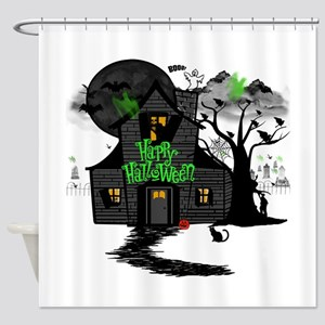 Halloween 2 Shower Curtain