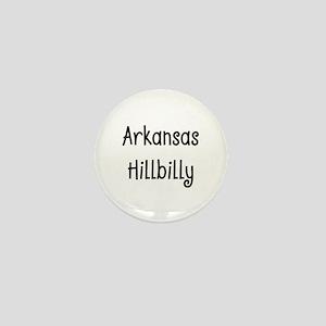Arkansas Hillbilly Mini Button