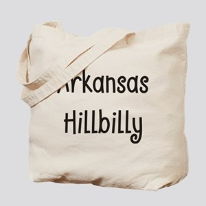 Arkansas Hillbilly Tote Bag