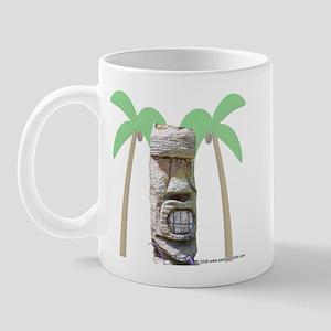 Tiki & Palm Trees Mug
