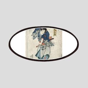Segawa Kikunojo - Toyokuni Utagawa - 1830 Patch
