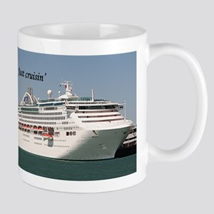 Just cruisin': Dawn Princess Mug